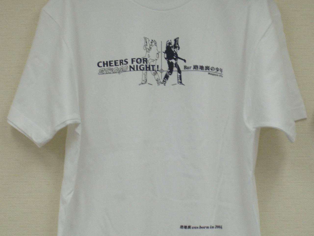 路地裏Tシャツ No.3