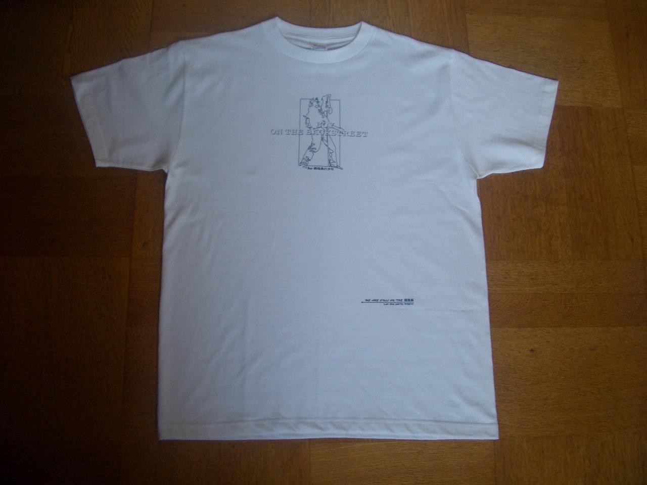 路地裏Tシャツ No.2