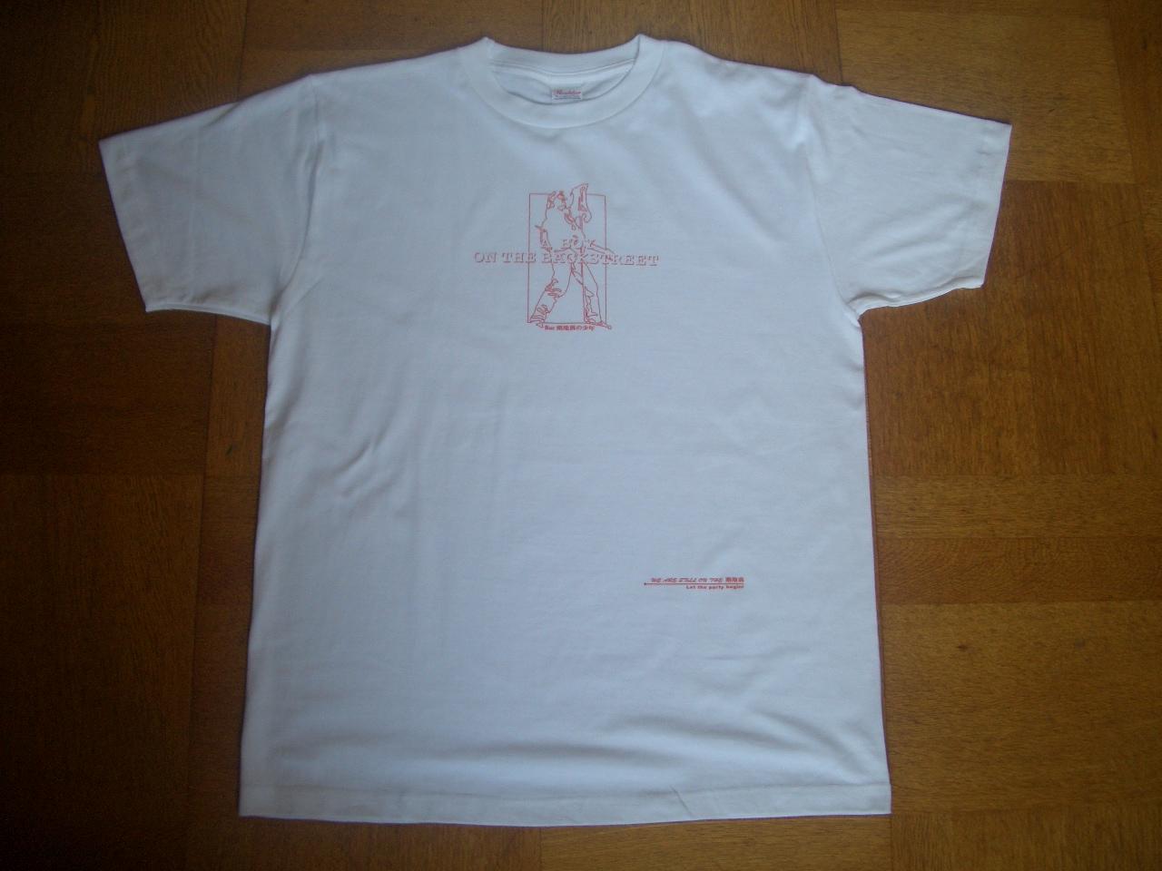 路地裏Tシャツ No,2