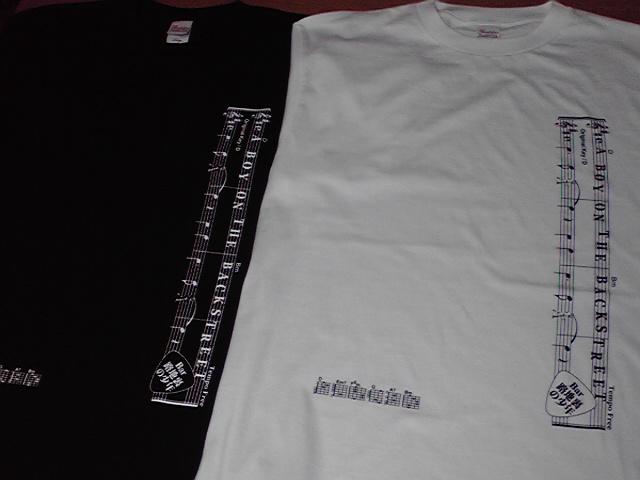 路地裏Tシャツ No.6